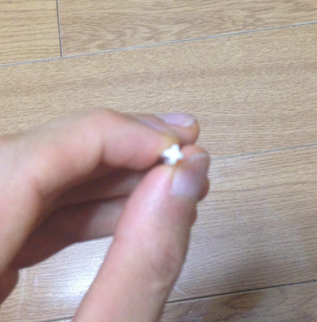 セリア 鼻毛カッター