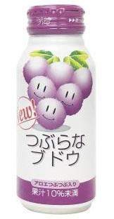 つぶらなブドウ