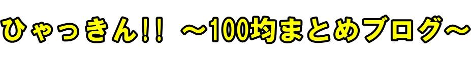 ひゃっきん!! ~100均まとめブログ~